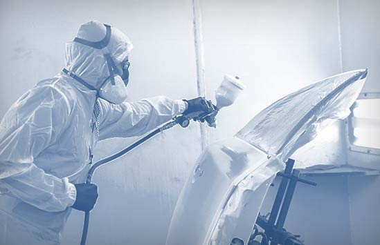 Paint Spray Booth Fire Suppression Systems